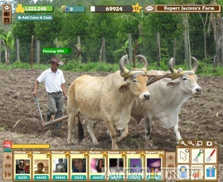 farmville funny real life farming facebook