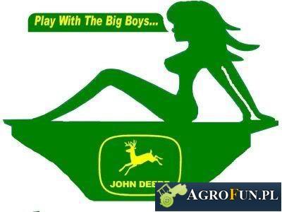 Nowe logo John Deere