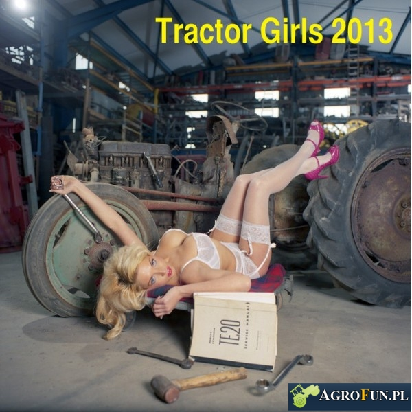 Tractor Girls 2013