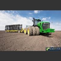 Wielkie maszyny rolnicze